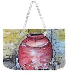 Herculaneum Amphora Pot Weekender Tote Bag