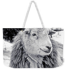 Herdwick Sheep Weekender Tote Bag