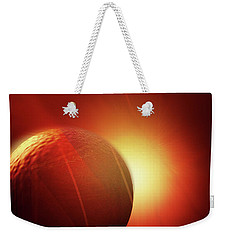 Here Comes The Sun Weekender Tote Bag by John Krakora