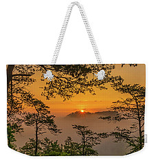 Here Comes The Sun... Weekender Tote Bag