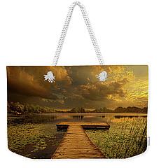 Here Nothing Else Matters Weekender Tote Bag