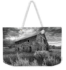 Here There Be Ghosts Weekender Tote Bag by Phil Koch