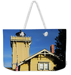 Hereford Lighthouse, Wildwood New Jersey Weekender Tote Bag