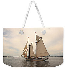 Heritage In Penobscot Bay Weekender Tote Bag