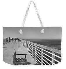Hermosa Beach Seat Weekender Tote Bag