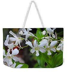 Weekender Tote Bag featuring the photograph Hero Of My Heart by Michiale Schneider