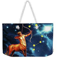 Hero Of The Stars Weekender Tote Bag