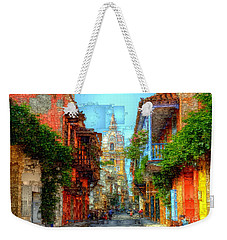 Heroic City, Cartagena De Indias Colombia Weekender Tote Bag