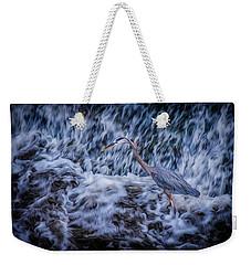 Heron Falls Weekender Tote Bag
