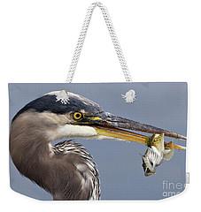 Herons Appetizer Weekender Tote Bag