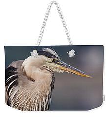 Herons Pause Weekender Tote Bag