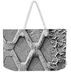 Hexagon Weekender Tote Bag