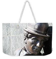 Hey Charlie Weekender Tote Bag
