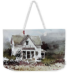 Heyl House, Minneapolis, Kansas Weekender Tote Bag
