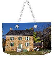 Hezekiah Alexander Homesite Weekender Tote Bag