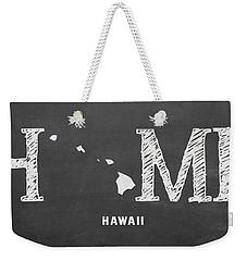 Hi Home Weekender Tote Bag