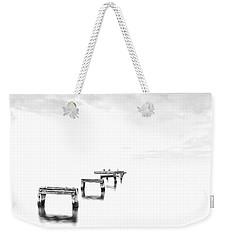 Hi Key Morning Weekender Tote Bag
