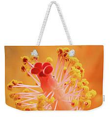 Hibiscus-1 Weekender Tote Bag