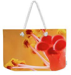 Hibiscus-2 Weekender Tote Bag