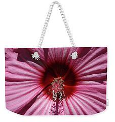 Hibiscus Bloom Weekender Tote Bag