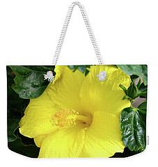 Hibiscus Heaven Weekender Tote Bag