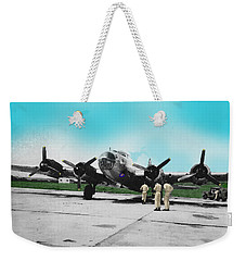 Hickam Fort Weekender Tote Bag