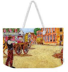 Hickok 1865 Springfield Mo Weekender Tote Bag