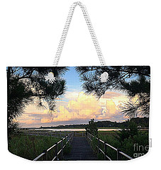 Hidden Agenda Weekender Tote Bag