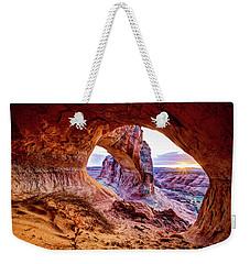 Hidden Alcove Weekender Tote Bag
