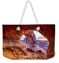 Hidden Alcove Weekender Tote Bag