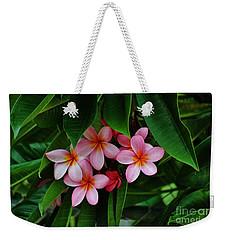 Hidden Beauties Weekender Tote Bag by Craig Wood