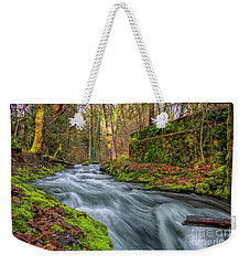 Hidden Creek Weekender Tote Bag