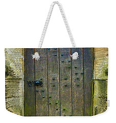 Hidden Door Weekender Tote Bag