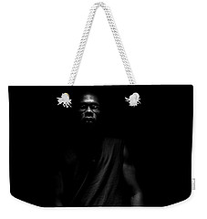 Weekender Tote Bag featuring the photograph Hidden by Eric Christopher Jackson