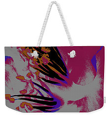 Hidden Flower  Weekender Tote Bag