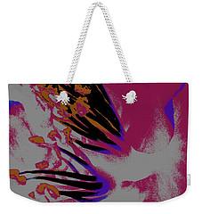 Hidden Flower  Weekender Tote Bag