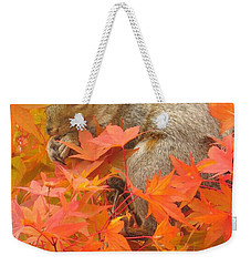 Hidden Fruits Weekender Tote Bag
