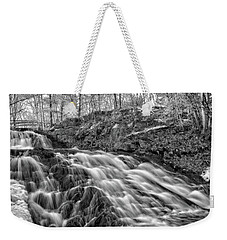 Weekender Tote Bag featuring the photograph Hidden Gem by Richard Bean