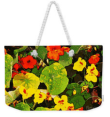 Hidden Gems Weekender Tote Bag by Winsome Gunning