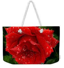 Hidden Hearts Weekender Tote Bag
