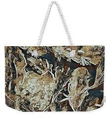 Hidden In Plain Sight Weekender Tote Bag by Kathie Chicoine