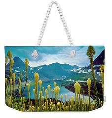 Hidden Lake, Gnp Weekender Tote Bag