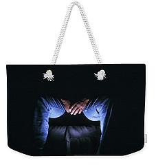 Hidden Lives Weekender Tote Bag