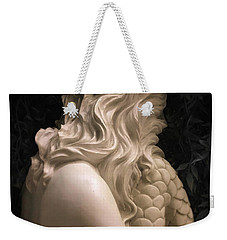 Hidden Mermaid Weekender Tote Bag