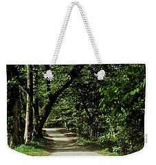 Hidden Path Weekender Tote Bag