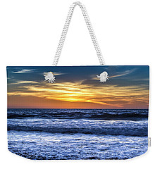 Hidden Sunset Weekender Tote Bag