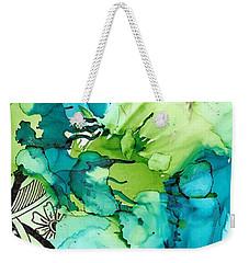 Hidden Treasure Weekender Tote Bag by Jan Steinle