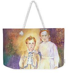 Hidden Treasures Weekender Tote Bag