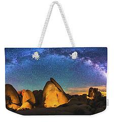 Hidden Valley Milky Way Weekender Tote Bag
