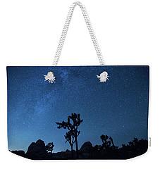 Hidden Valley Stars Weekender Tote Bag